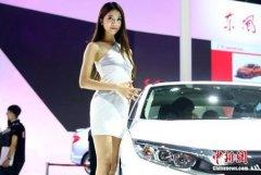 武汉国际车展 香车