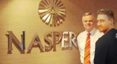 """Naspers公司:""""公益"""